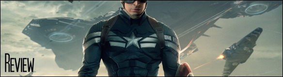 captain america review logo
