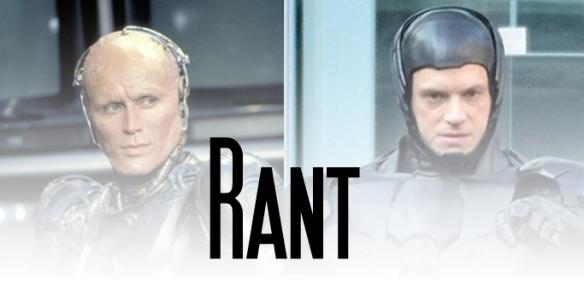 Robocop rant logo