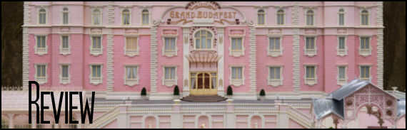 The grand budapest hotel logo